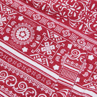 Kith Seersucker Bandana Gi - Red / White Thumbnail 1