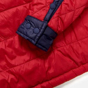 Kith Leroy Reversible Quilted Jacket - Multi Image 9