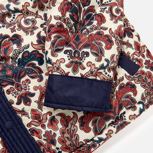 Kith Leroy Reversible Quilted Jacket - Multi Image 3