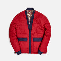Kith Leroy Reversible Quilted Jacket - Multi Thumbnail 7