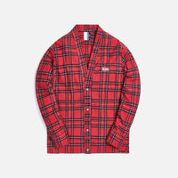 Kith Sullivan Shirt Gi - Red Thumbnail 1