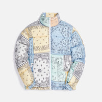 Kith for Lucky Charms Bandana Puffer - Pastel / Multi Thumbnail 1