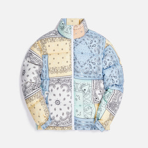 Kith for Lucky Charms Bandana Puffer - Pastel / Multi Image 1