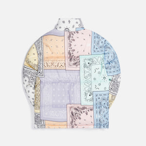 Kith for Lucky Charms Bandana Puffer - Pastel / Multi Image 2