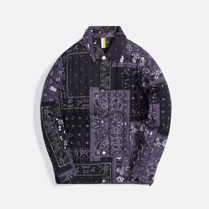 Kith Carmine Coaches Jacket - Black