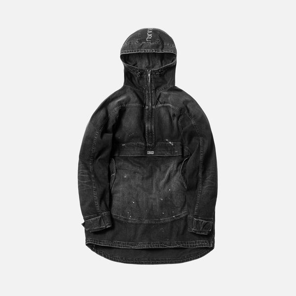 Kith x nonnative Stroller Pullover - Black Denim