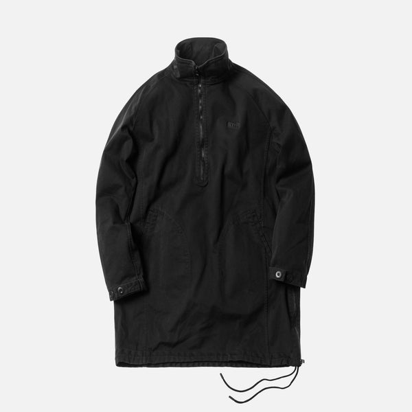 Kith x nonnative Explorer Quarter-Zip Shirt - Black