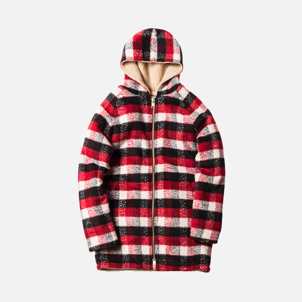 Adidas originals 2 in 1 long parka jacket