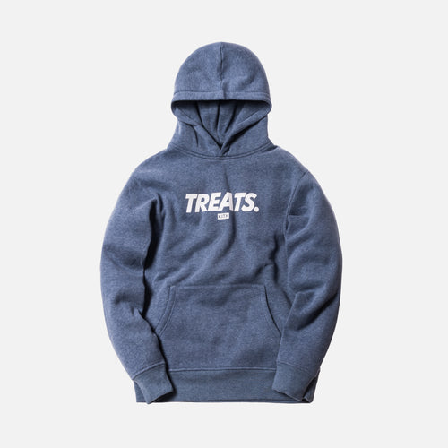 Kith Treats Hoodie - Heather Navy