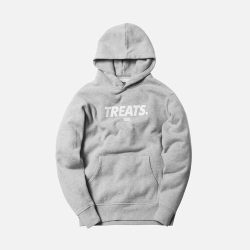 Kith Treats Hoodie - Heather Gray