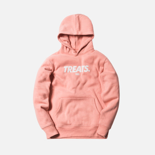 Kith Treats Hoodie - Heather Pink