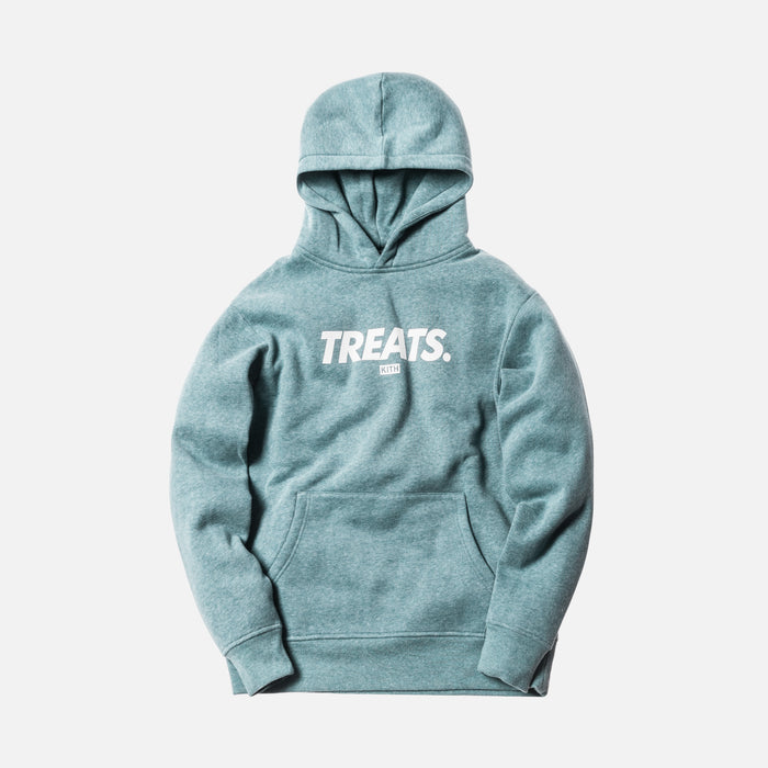 Kith Treats Hoodie - Heather Blue