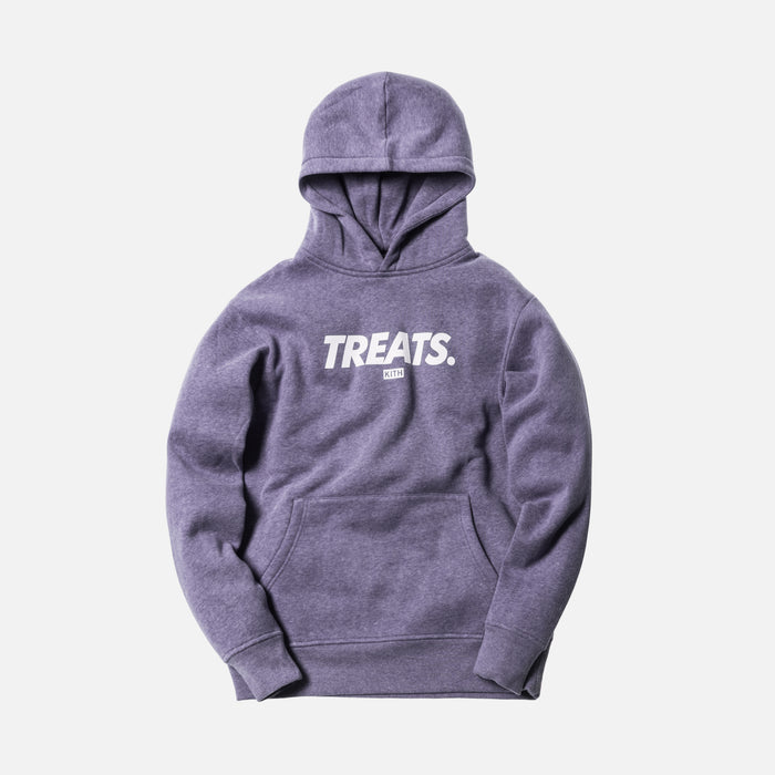Kith Treats Hoodie - Heather Purple