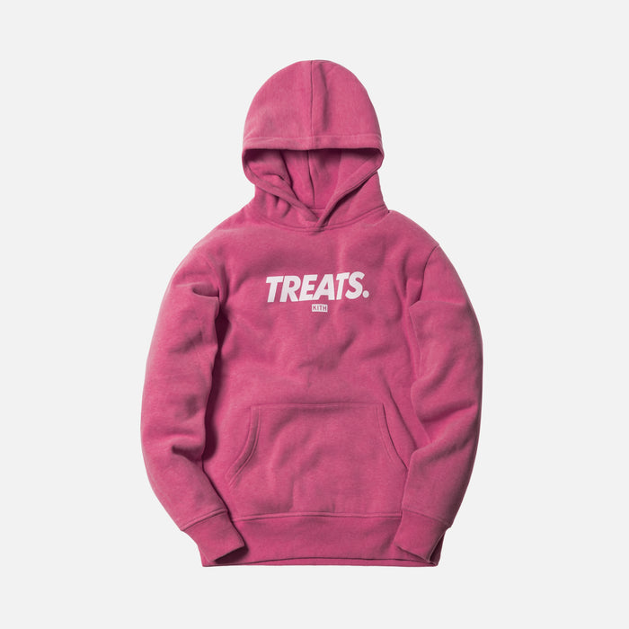 Kith Treats Hoodie - Heather Plum