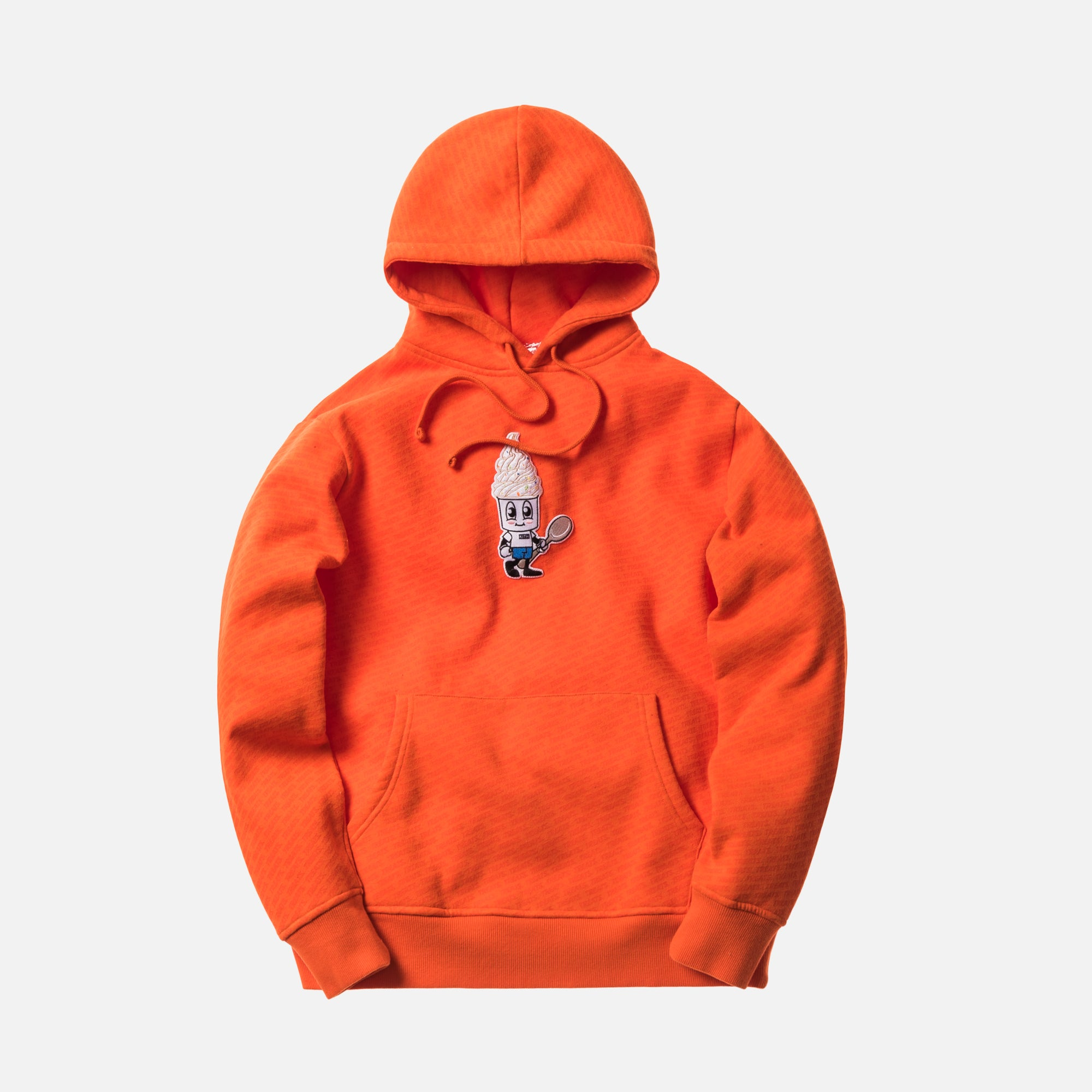 Kith Treats Cereal Boy Hoodie - Orange