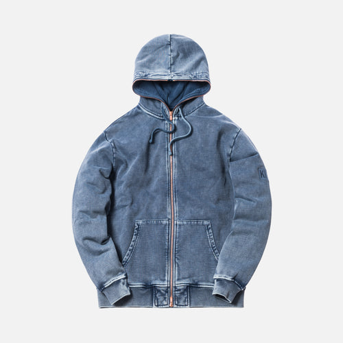 Kith Indigo Williams Hoodie - Medium Indigo