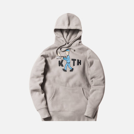 Kith Treats Delivered Hoodie - Grey