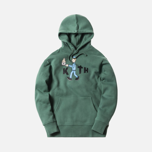 Kith Treats Delivered Hoodie - Mint