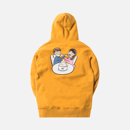Kith Treats Delivered Hoodie - Yellow