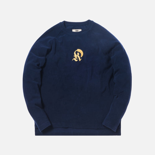 Kith Regal Terry Crewneck - Navy