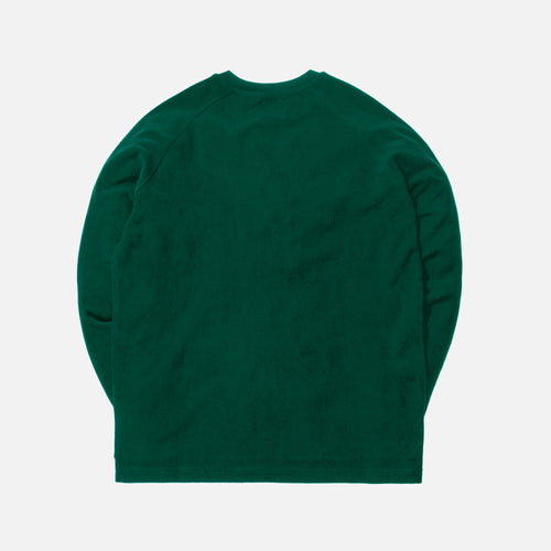 Kith Regal Terry Crewneck - Green