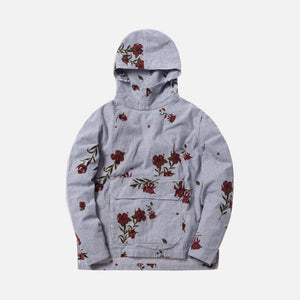 Kith Floral Seersucker Harrison Pullover Image 1