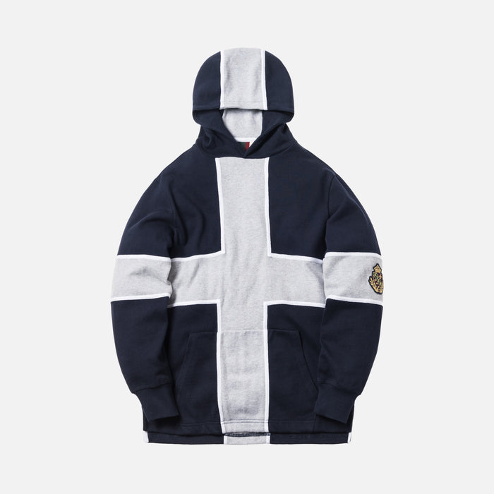 Kith Hooded Rugby - Navy