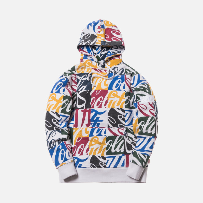 Kith x Coca-Cola Cubed Global Hoodie - Multi