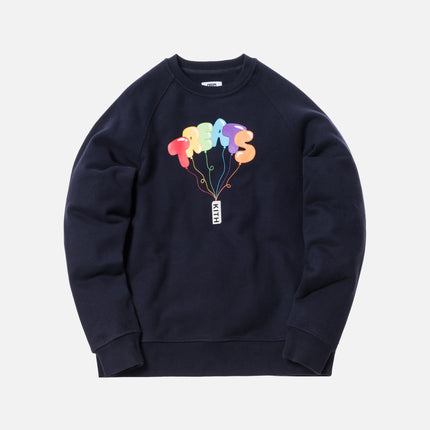 Kith Treats Float Crewneck - Navy