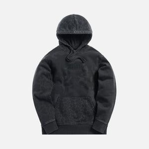 Kith Multi-Camo Williams Hoodie - Black Camo