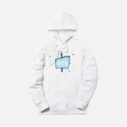 Kith x Jetsons Drive In Hoodie - White