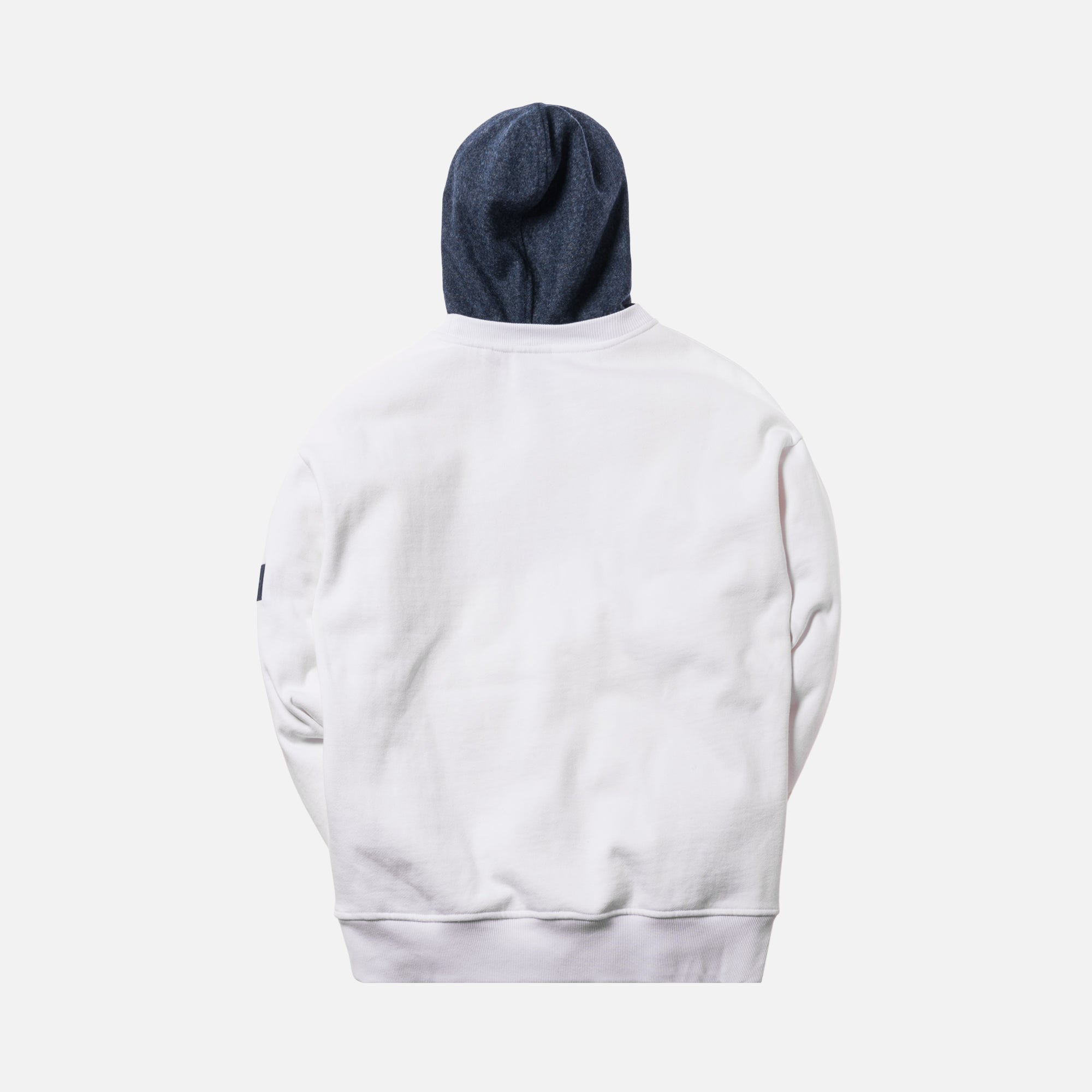 Kith x Bergdorf Goodman Interlock Williams 2 Hoodie - White