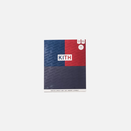 Kith Treats Triblock Tee - Black