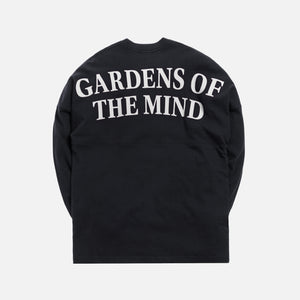 Kith Gardens of the Mind L/S Tee - Black