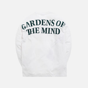 Kith Gardens of the Mind L/S Tee - White