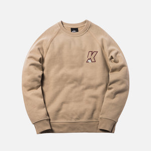 Kith Summit Session Crewneck - Ancient Fossil