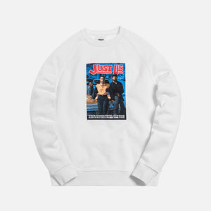 Kith x Boyz In The Hood Crewneck - White