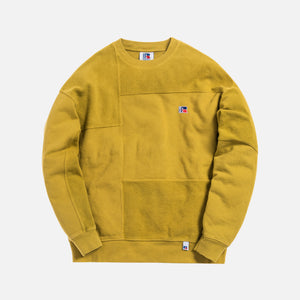 Kith x Russell Athletic Reverse Crewneck - Honey
