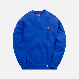 Kith x Russell Athletic Classic Crewneck - Turkish Sea