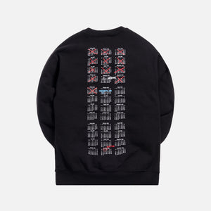 Kith President's Day Crewneck - Black