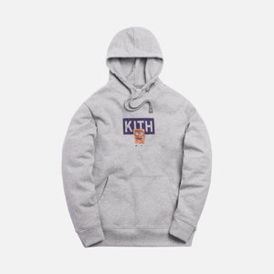 Kith Treats x Cinnamon Toast Crunch Hoodie - Light Heather Grey