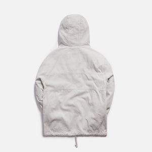 Kith Corduroy Double Pocket Hoodie - Ivory