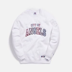 Kith x Russell Athletic x Vogue Crewneck - Los Angeles