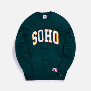 Kith x Russell Athletic x Vogue Crewneck - SoHo Image 1