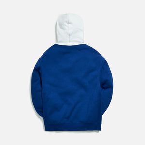 Kith Williams III Contrast Hoodie - Mazarine Blue
