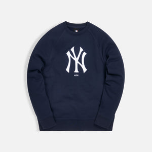 Kith for Major League Baseball New York Yankees Crewneck - Navy