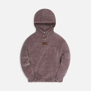 Kith Hayes Chenille Hoodie - Driftwood Image 1
