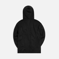 Kith Compact Knit Williams III Hoodie - Black Thumbnail 2
