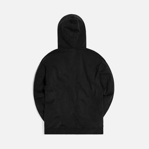 Kith Compact Knit Williams III Hoodie - Black Image 2