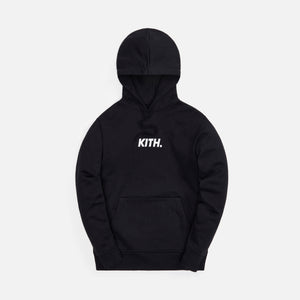 Kith Treats Abstract Art Hoodie - Black